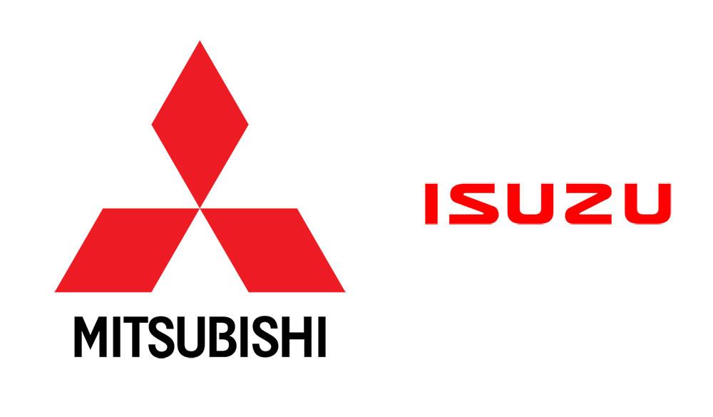Mitsubishi Isuzu Logo