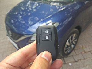 New Baleno 2019 Key