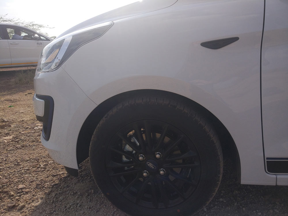2019 Ford Figo Alloy Wheels