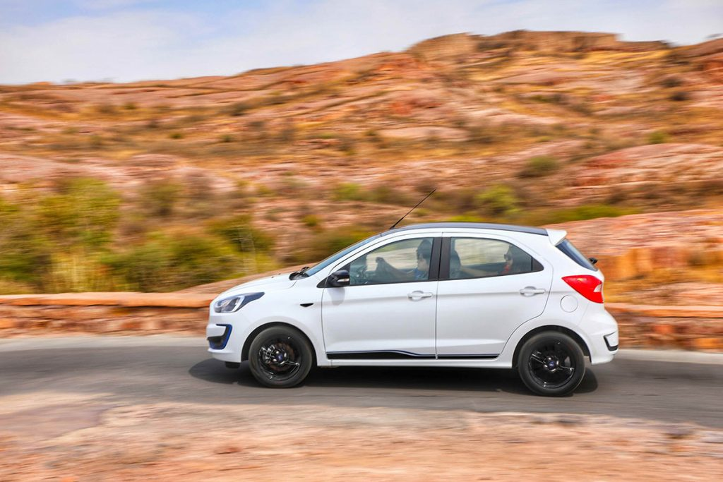 New 2019 Ford FIGO Exclusive Photos