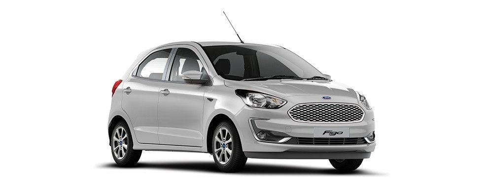 2019 Ford Figo Ingot Silver Color - 2019 Figo Silver color option ingot