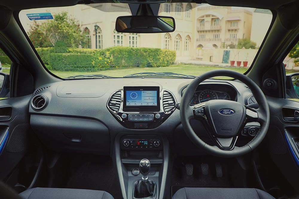 2019 Ford Figo Interior Dashboard