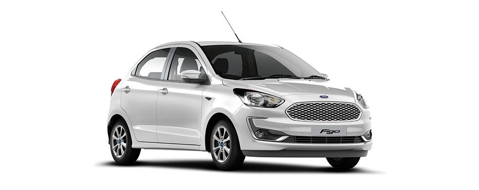 2019 Ford Figo Oxford White Color. 2019 Figo White Color New.