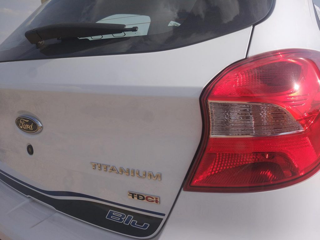 2019 Ford FIGO Titanium Variant BLU Edition