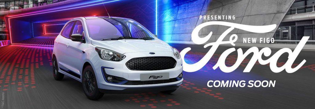 2019 Ford Figo Teaser Image