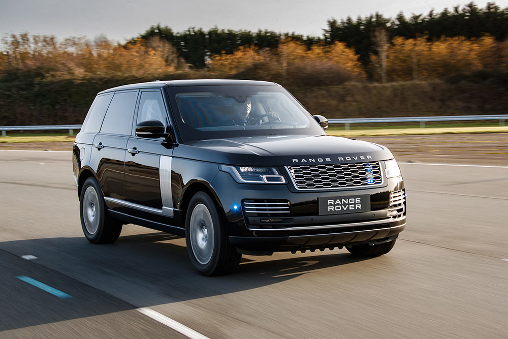 2019 Range Rover Sentinel Photo 1