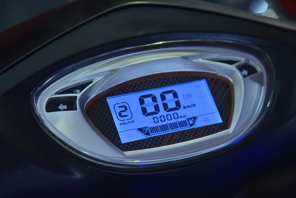 Avan Xero+ Trend E Electric Scooter Speedometer