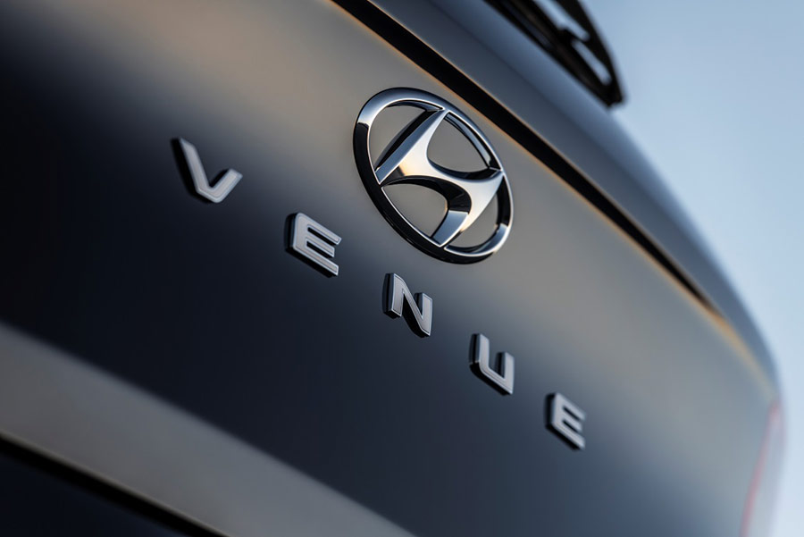 Hyundai Venue Logo