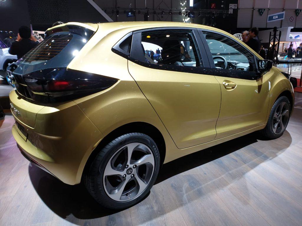 Tata Altroz at Geneva Motor Show