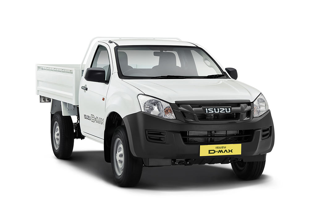 isuzu d max regular cab and s cab prices up from 1 april. Black Bedroom Furniture Sets. Home Design Ideas