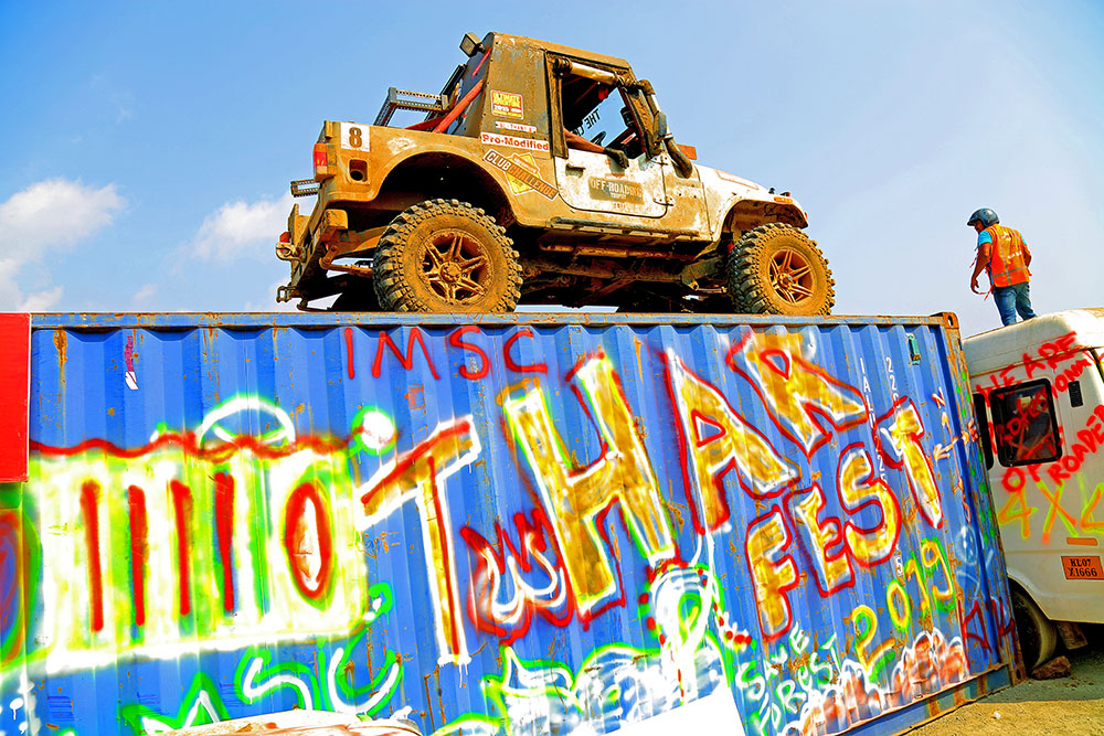 Mahindra Thar Fest Kochi Third Edition