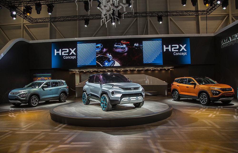 All Tata Cars - Tata Concepts showcased at Geneva Motor Show 2019