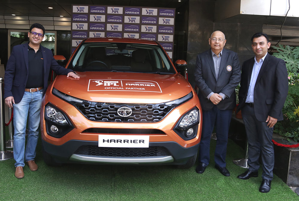 Tata Harrier Official Partner 2019