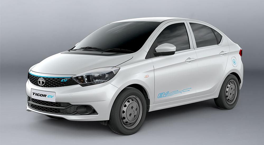 Tata Tigor Electric Vehicle Indore - Tata TIGOR EVs