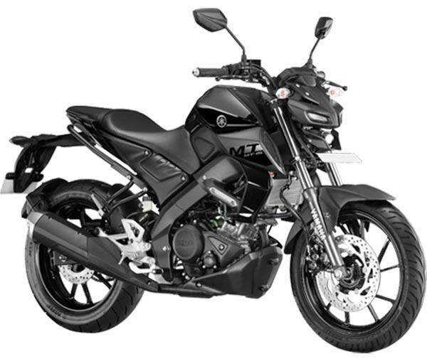 2019 Yamaha MT15 Metallic Black Color. New 2019 Model Yamaha MT15 in Black colour