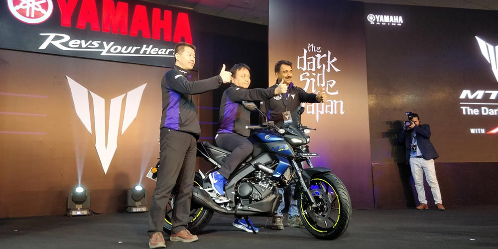 Yamaha MT15 Launch Photo