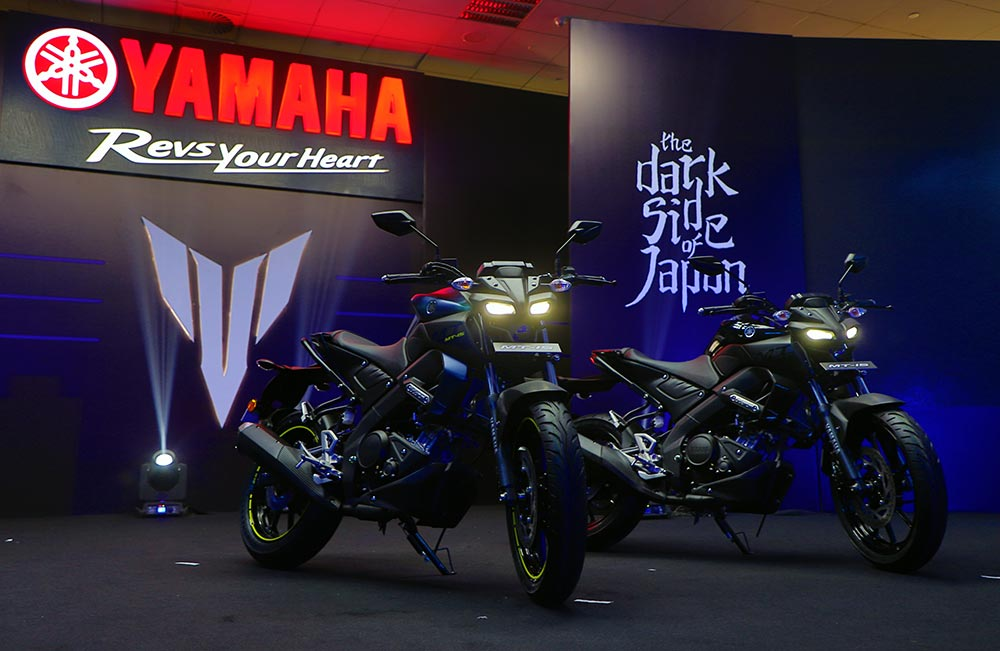 Yamaha MT15 Motorcycle
