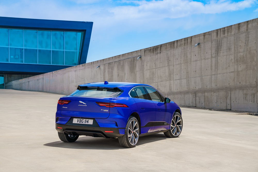 jaguar land rover to introduce hybrid vehicles by end of 2019 gaadikey. Black Bedroom Furniture Sets. Home Design Ideas