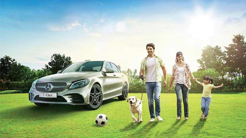 Mercedes-Benz India Summer Camp