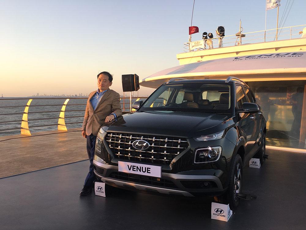 Hyundai Venue SUV Unveiled