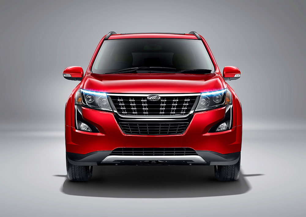 Mahindra XUV500 W3 Variant Launched Priced Rs 12.23 Lakhs