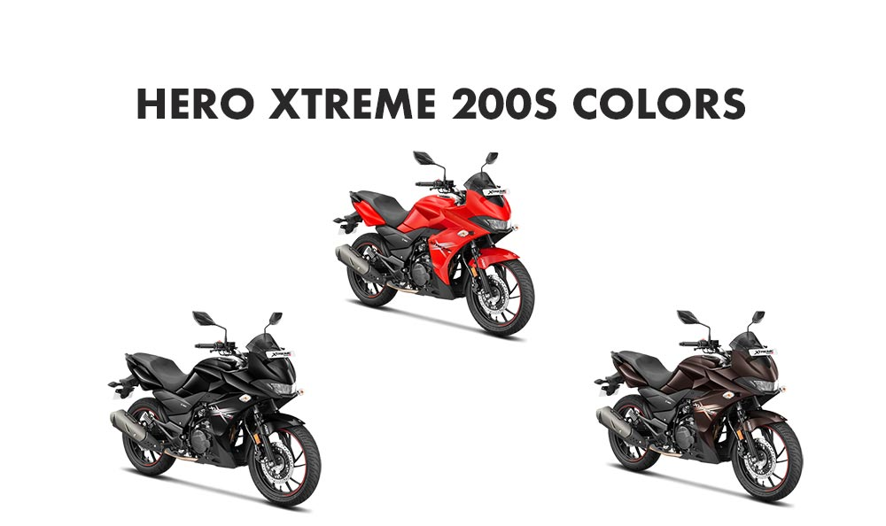 Hero Xtreme 200S Colors - Hero Xtreme 200S All Colors