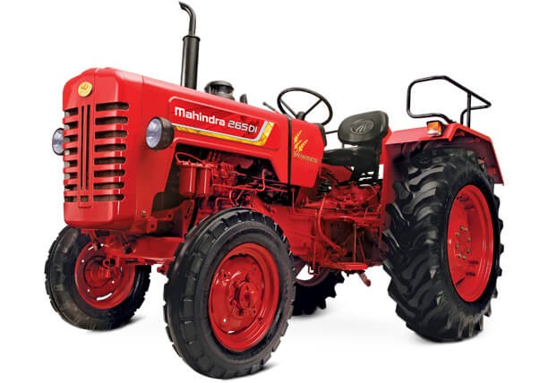 Mahindra Tractor Most Attractive Tractor Brand