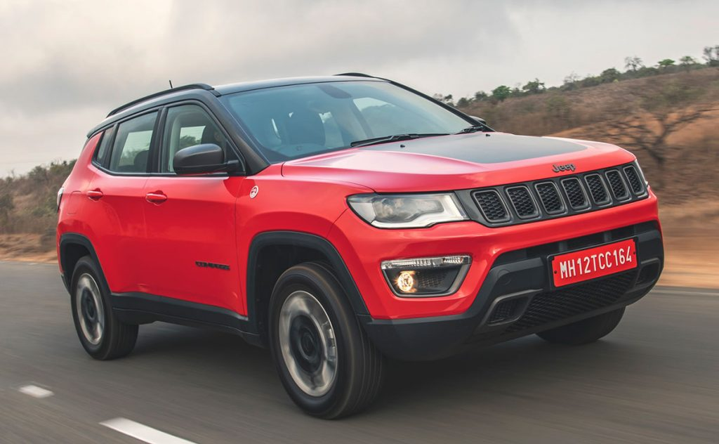 Jeep Compass Trailhawk BS6 Diesel Review