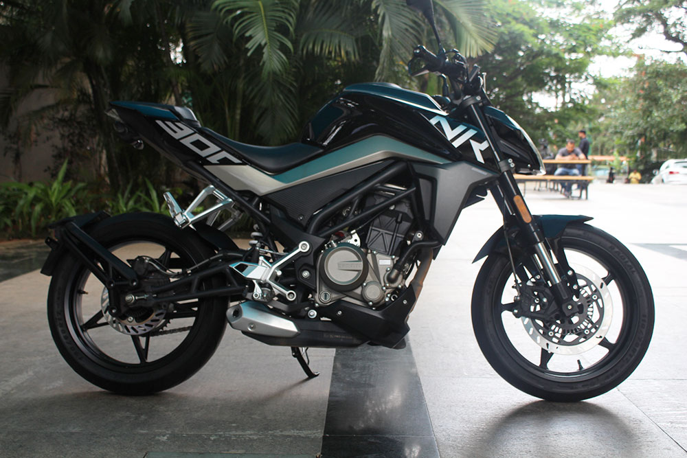 CF Moto 300NK, 650NK, 650MT and 650GT ready for July 2019