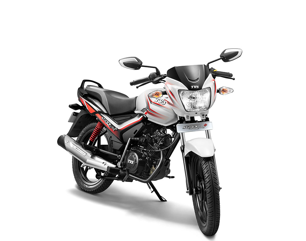 TVS Star City+ Special Edition