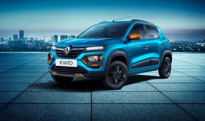 New 2019 Renault KWID
