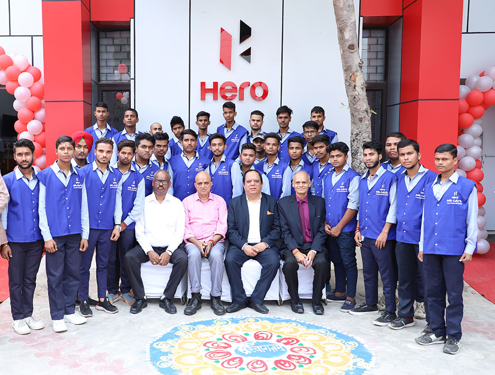 Hero Training Center Delhi 2