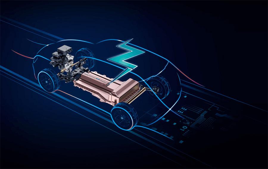 Tata NEXON EV ZIPTRON Technology