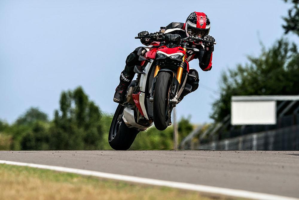 Ducati StreetfighterV4
