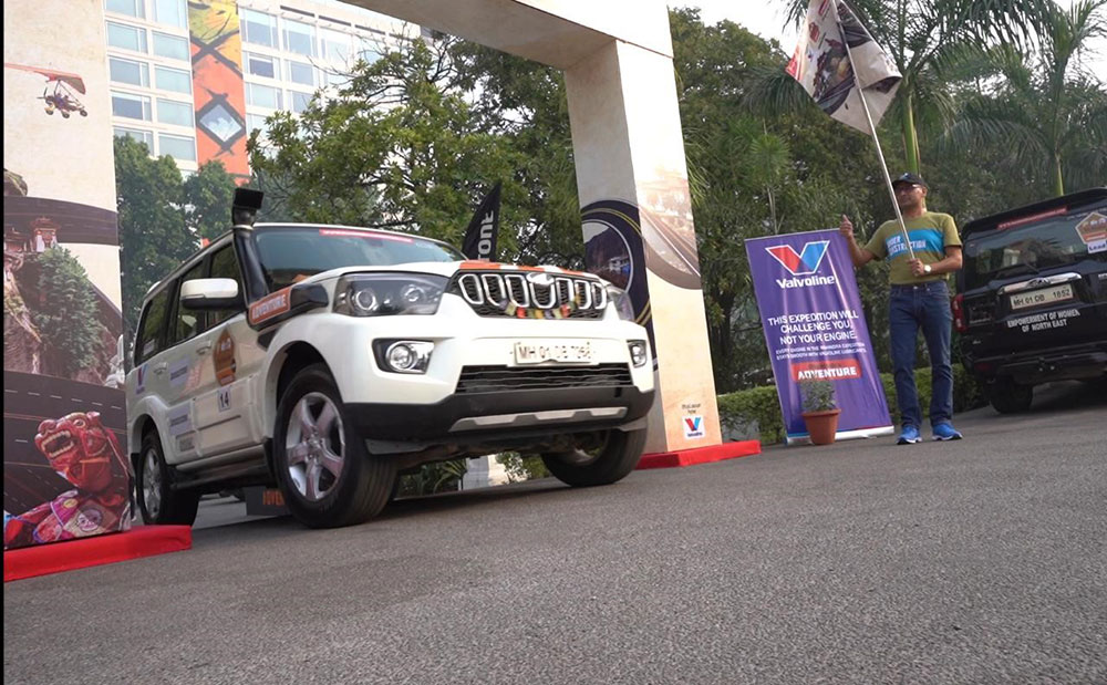 Mahindra Adventure Trination Escape