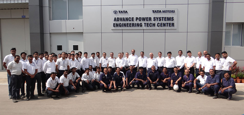 Tata Motors Advance Power Systems Engineering Tech Center in Pune