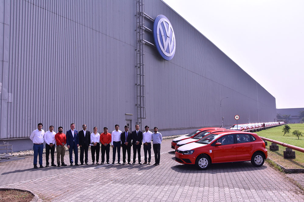 New Volkswagen Polo Delivery