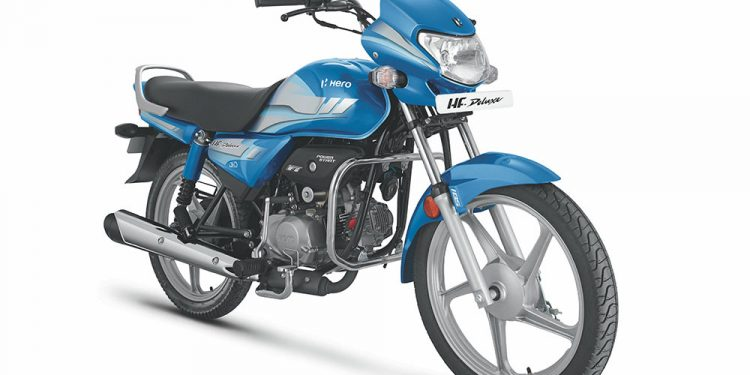 2020 Hero Hf Deluxe Bs6 Launched At Rs 55 925 Gaadikey