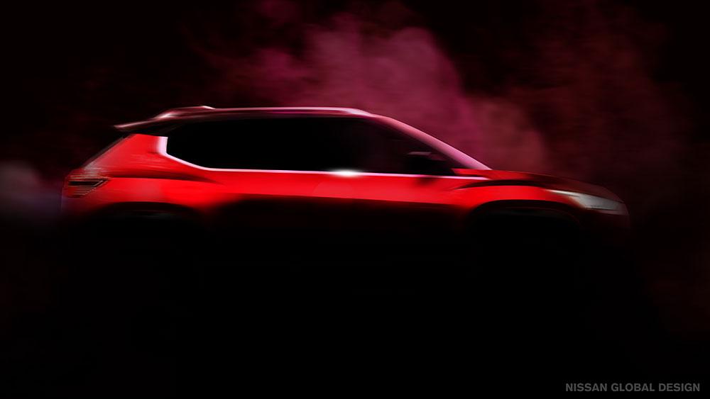 2020 Nissan SUV -