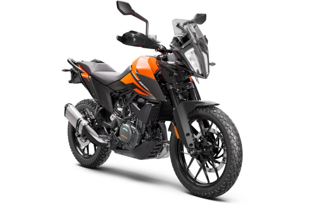 KTM 390 Adventure Price