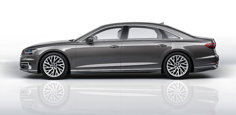 Audi A8 L India Launch