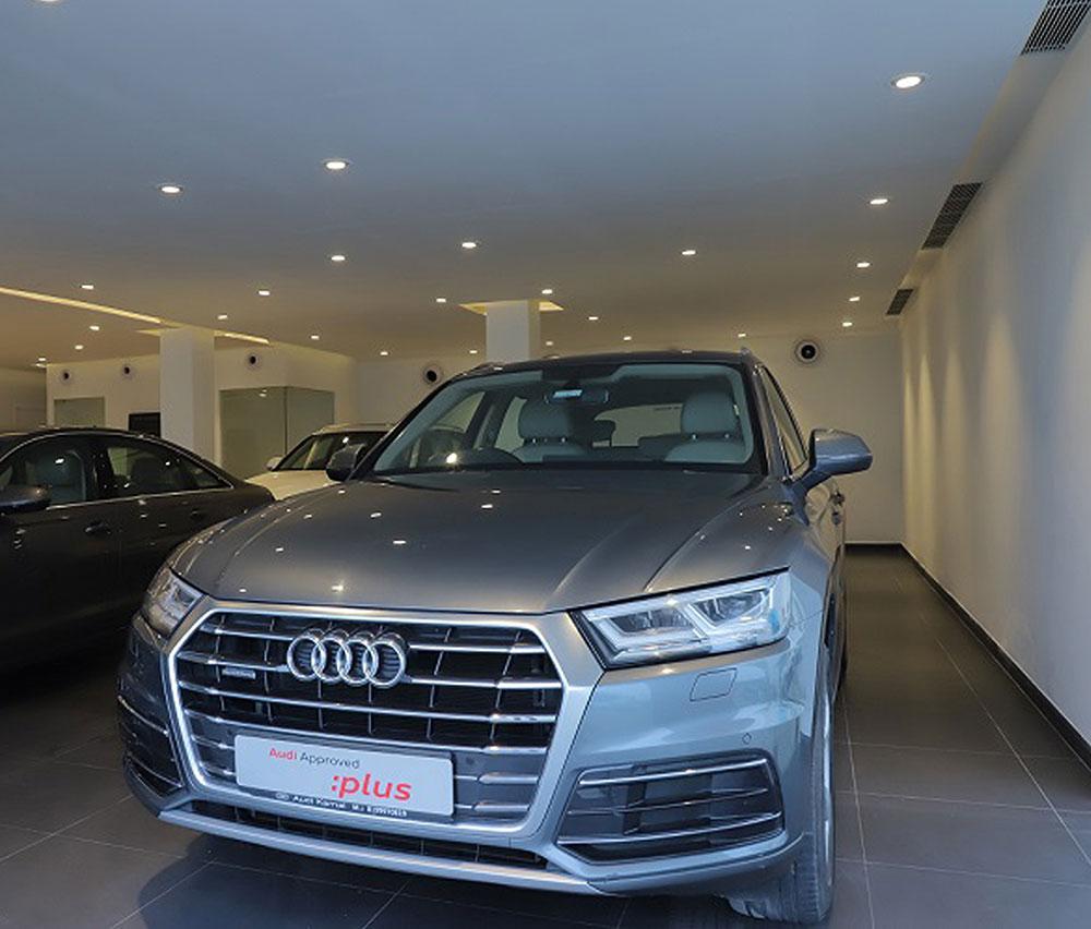 Audi Approved Plus Karnal