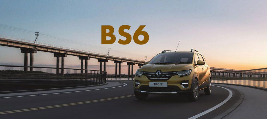 BS6 Renault Triber Model BS6 Option