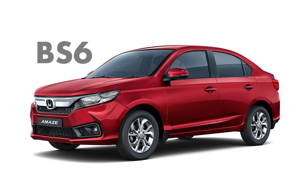 2020 Honda Amaze BS6 Model Petrol - New 2020 Amaze BS6 Model Launch - 2020 Amaze BS6 Launch