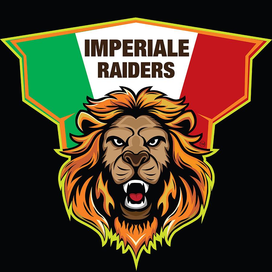 Benelli Imperiale Raiders - Benelli imperiale Riders Club Logo