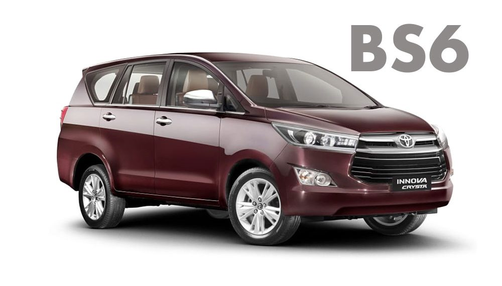 toyota opens bookings for innova crysta bs6 (2020 model