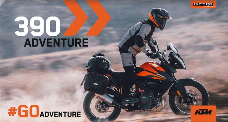 KTM 390 Adventure GO Adventure