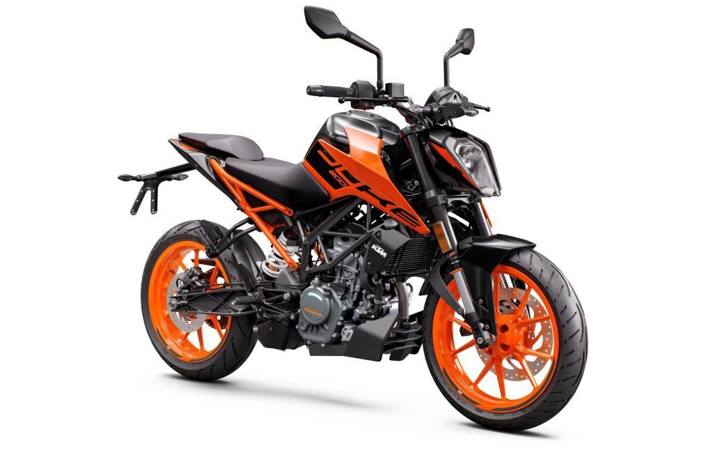 2020 KTM Duke 200 BS6 Model