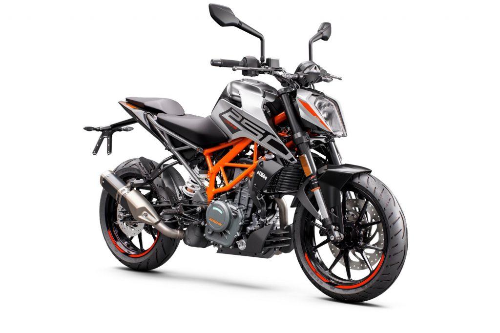 2020 KTM Duke 250 BS6 Model