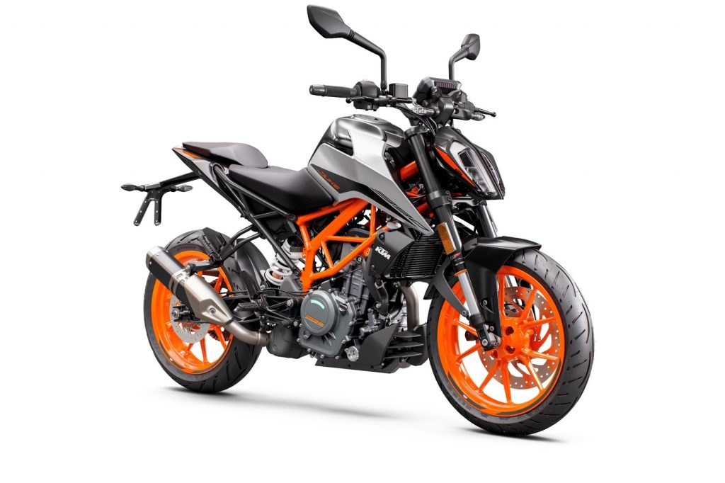 2020 KTM Duke Models BS6
